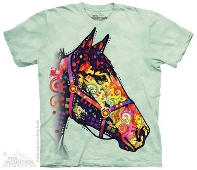 T-Shirt Funky Horse