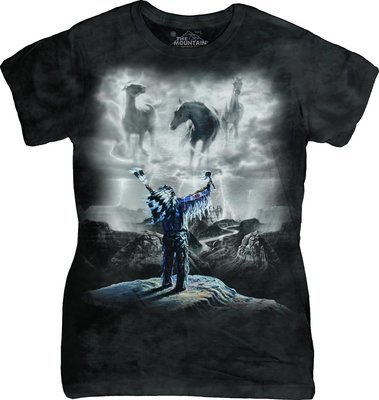 T-Shirt Summoning the Storm Fit