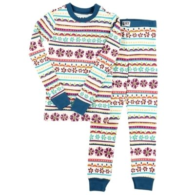 Flower Power - Thermal Set Kids