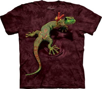 T-Shirt Peace Out Gecko Kids