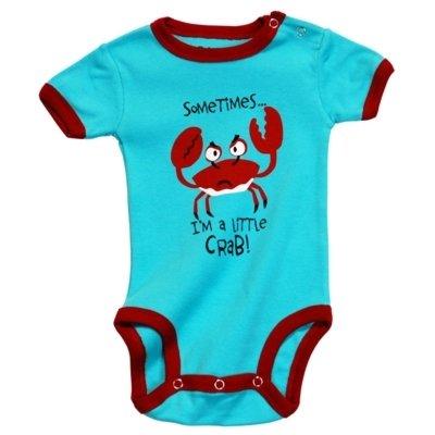 I'm A Little Crabby Body