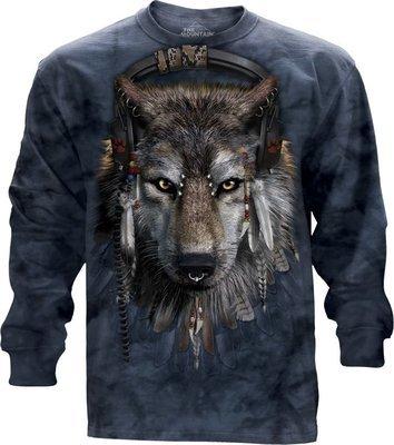 Långärmad T-Shirt DJ Fen
