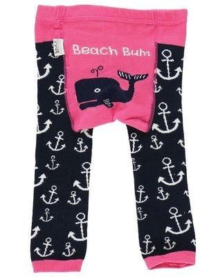 Beach Bum Baby Leggings