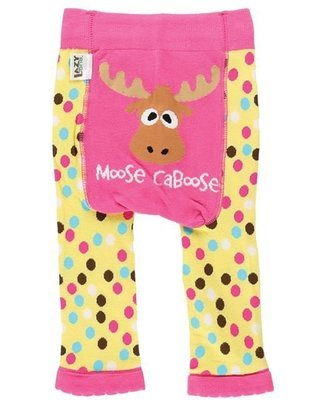 Moose Caboose Baby Leggings