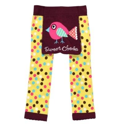 Tweet Cheeks Baby Leggings