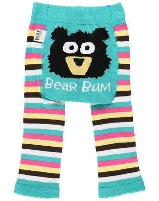 Bear Bum Baby Leggings