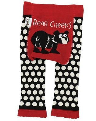 Bear Cheeks Baby Leggings