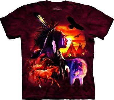 T-Shirt Native Indian
