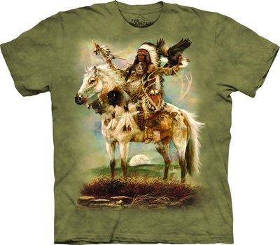 T-Shirt Spirit Native