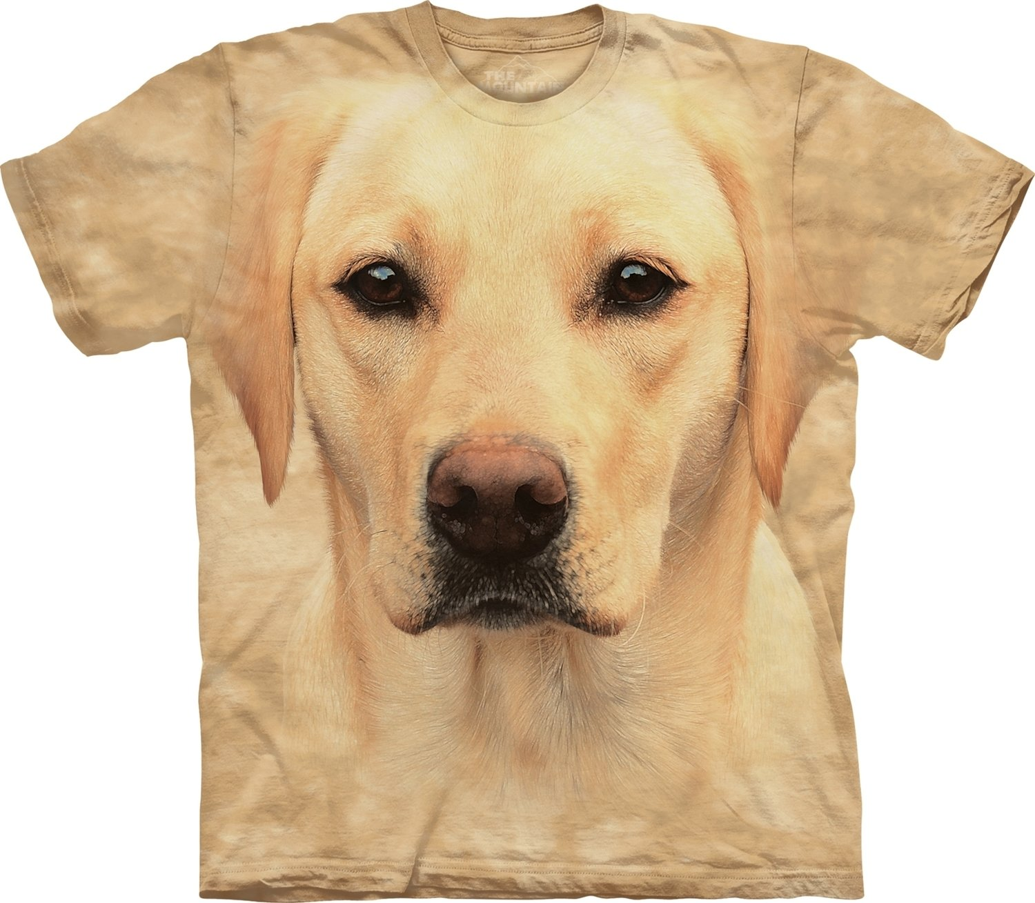 T-Shirt Yellow Lab