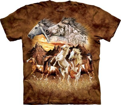 T-Shirt Find 15 Horses