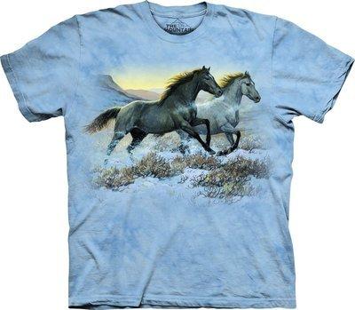 T-Shirt Running Free