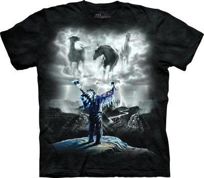 T-Shirt Summoning the Storm