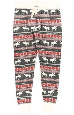 Pyjamasleggings Moose Fair Isle