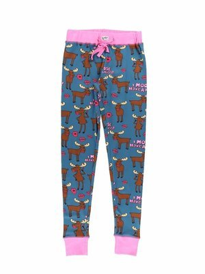 Pyjamasleggings Moose Kiss