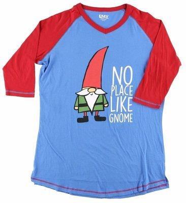 Pyjamastopp No Place Like Gnome