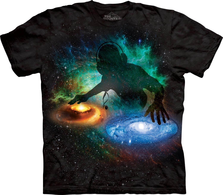 T-Shirt Galaxy DJ