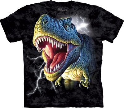 T-Shirt Lightening Rex Kids