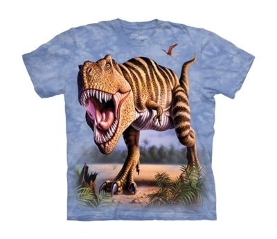T-Shirt Striped Rex Kids