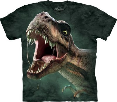 T-Shirt T-Rex Roar Kids