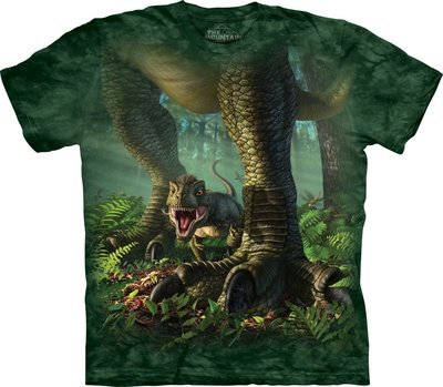 T-Shirt Wee Rex Kids