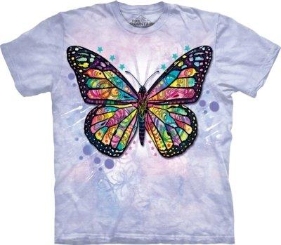 T-Shirt Butterfly Kids