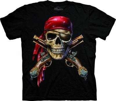T-Shirt Skull & Muskets Kids
