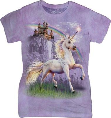 T-Shirt Unicorn Castle Fit