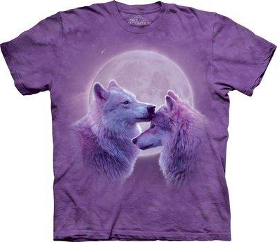 T-Shirt Loving Wolves Kids