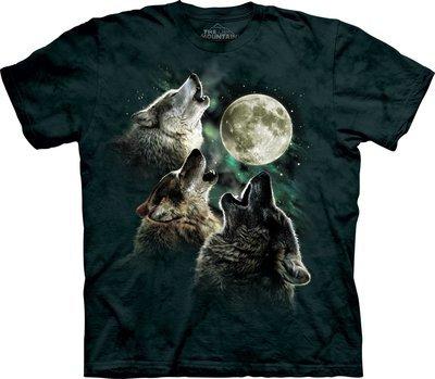 T-Shirt Three Wolf Moon Kids