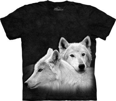 T-Shirt Siblings Wolf Kids