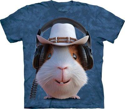 T-Shirt Guinea Pig Cowboy Kids