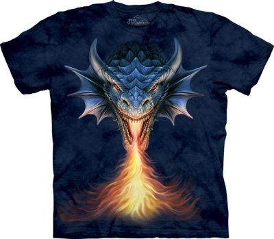 T-Shirt Fire Breather