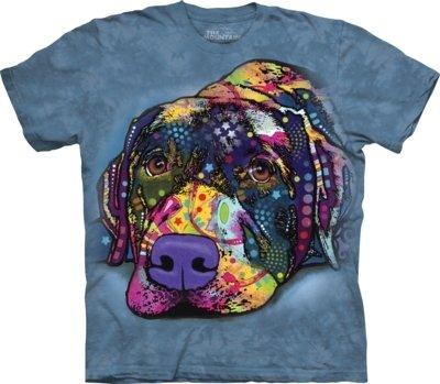 T-Shirt Savvy Labrador