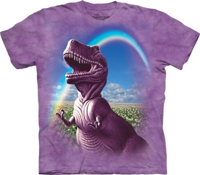 T-Shirt Happiest Dinosaur