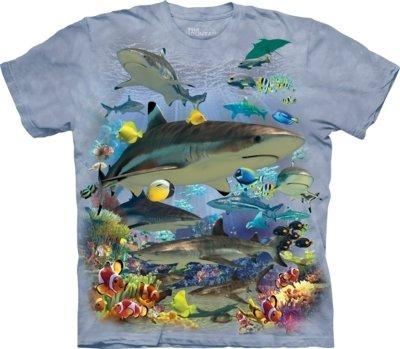 T-Shirt Reef Sharks Kids