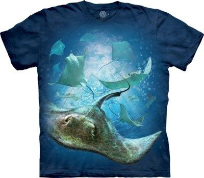 T-Shirt School of Stingrays Kids