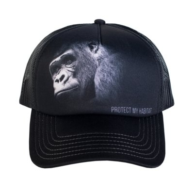 Keps Gorilla Protect My Habitat