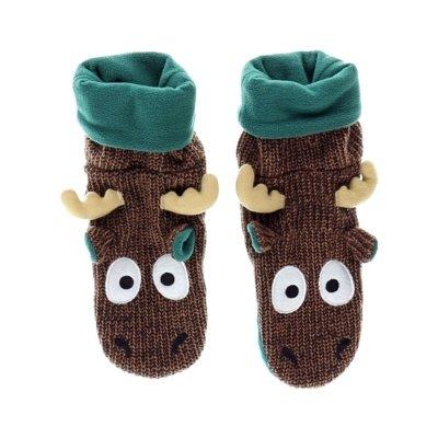 Älg Woodland Slippers