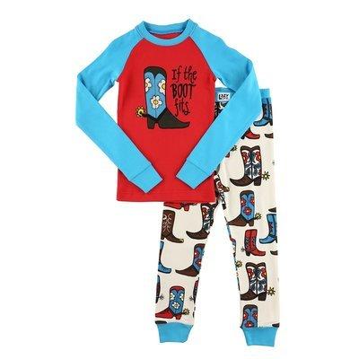 If The Boot Fits Kids - PJ Set