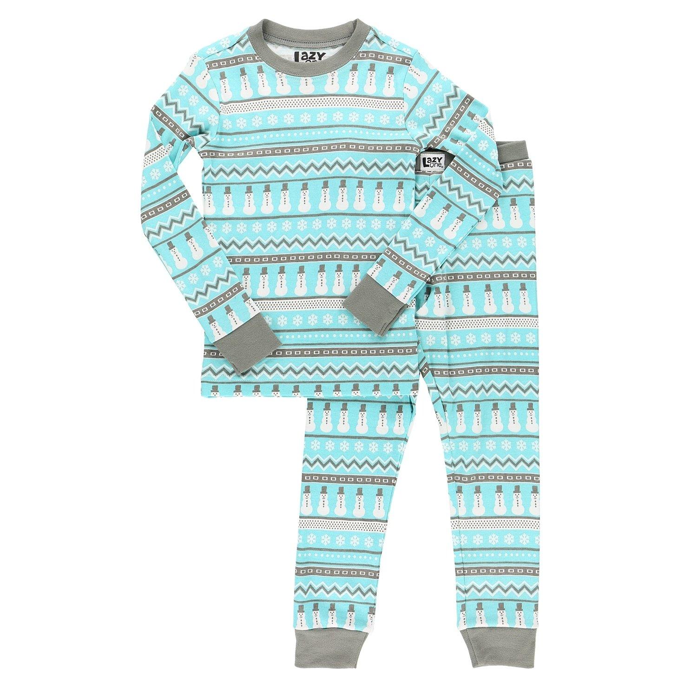 Nordic Snowman Kids - PJ Set