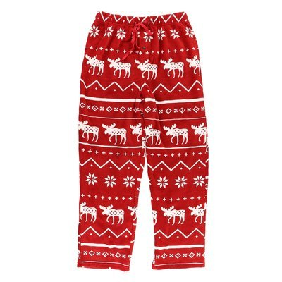 Fleece byxor Nordic Moose