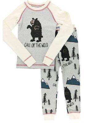 Call of the Wild  - Barnpyjamas