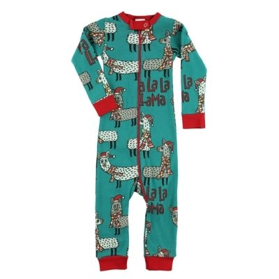 Falala Llama Baby Pyjamas