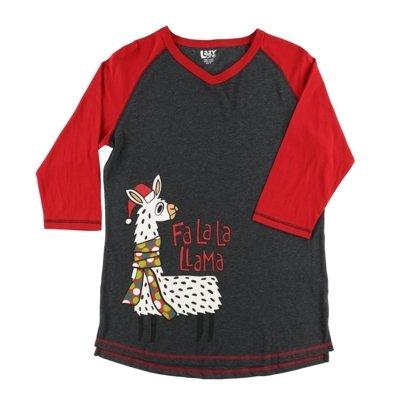 Pyjamastopp Falala Llama