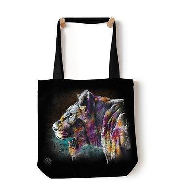 Väska Painted Lion