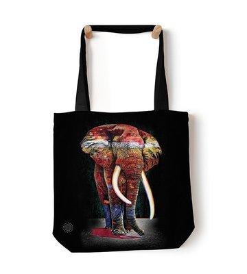 Väska Painted Elephant