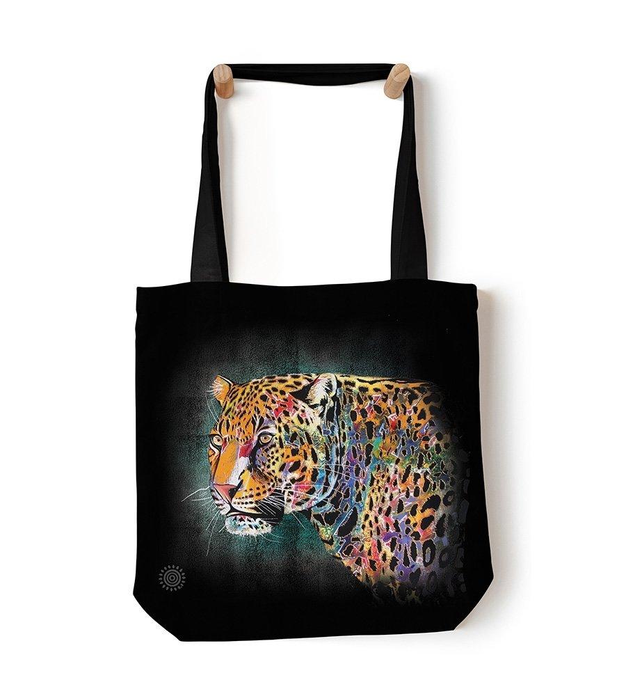 Väska Painted Cheetah