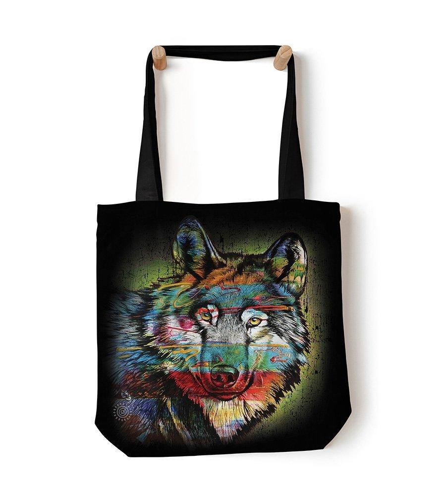 Väska Painted Wolf