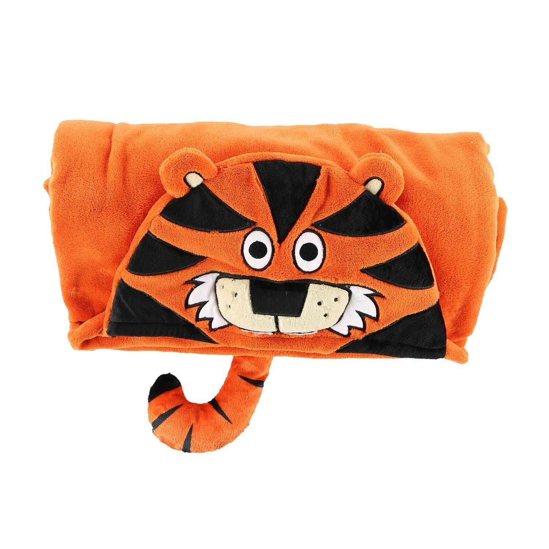 Barnpläd Tiger